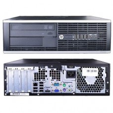 Desktop Hewlett Packard, 6200 Pro SFF, Intel i3, 2120M - 3.3Ghz, 4Gb DDR3, SATA 250Gb, Windows 10 PRO