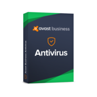 Avast Antivirus (5 tot 19 pc's)